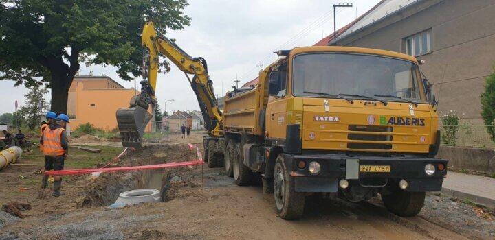 Kanalizace Skrbeň